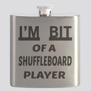 I'm bit of a Shuffleboard player Flask