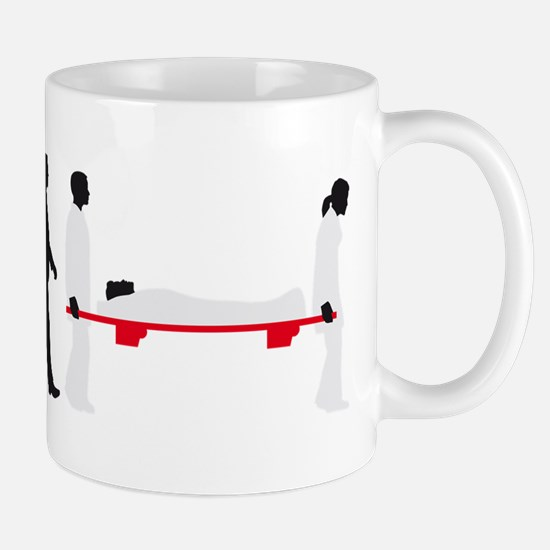 Evolution paramedic Mugs