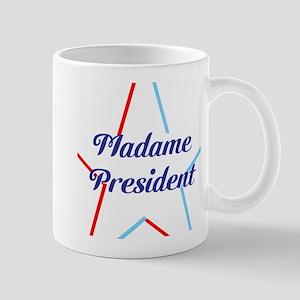 Madame President Mugs