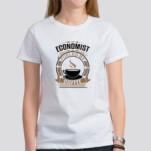 Economist Fueled By Coffee T-Shirt