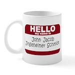 Jingleheimer Schmidt Mug