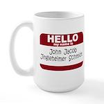 Jingleheimer Schmidt Large Mug
