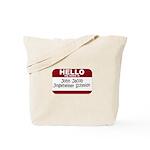Jingleheimer Schmidt Tote Bag