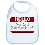 Jingleheimer Schmidt Bib