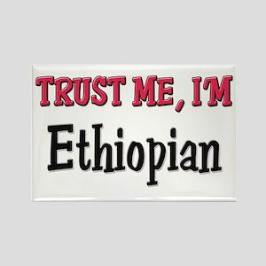 Trusty Me I'm Ethiopian Rectangle Magnet