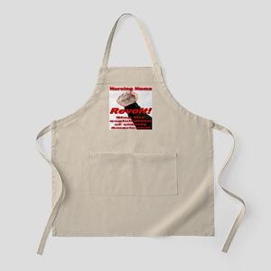 Nursing Home Revolt BBQ Apron