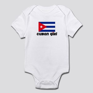 Cuban Girl Infant Bodysuit