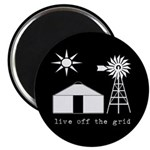 Live Off-Grid Magnet