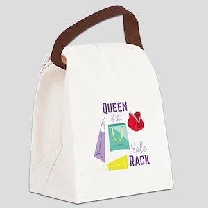 Sale Rack Canvas Lunch Bag