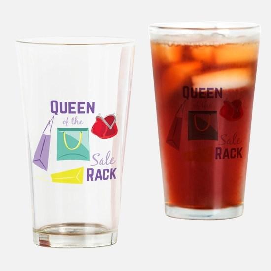 Sale Rack Drinking Glass