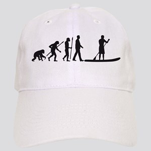 Evolution Stand Up Paddling Baseball Cap