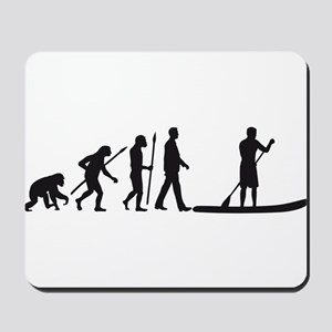 Evolution Stand Up Paddling Mousepad