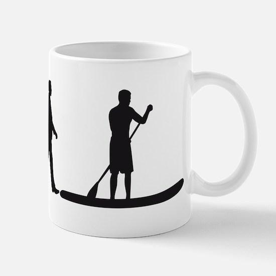 Evolution Stand Up Paddling Mugs