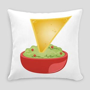 Avacado Dip Everyday Pillow