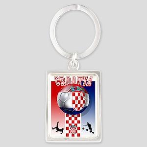 Croatian Football Keychains