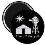 Off-Grid Magnet