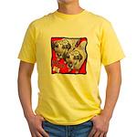 I'm a Gemini Yellow T-Shirt