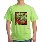 I'm a Gemini Green T-Shirt