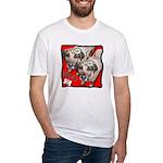 I'm a Gemini Fitted T-Shirt