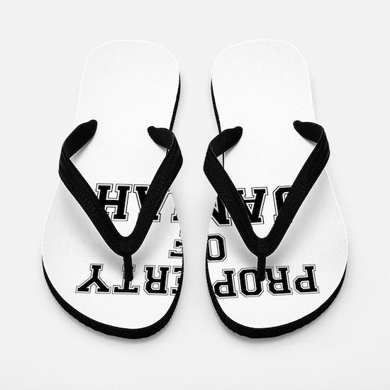Property of JANIAH Flip Flops