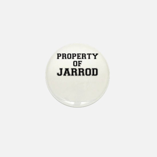 Property of JARROD Mini Button