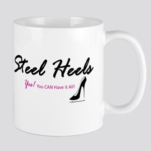 Steel Heels Mugs