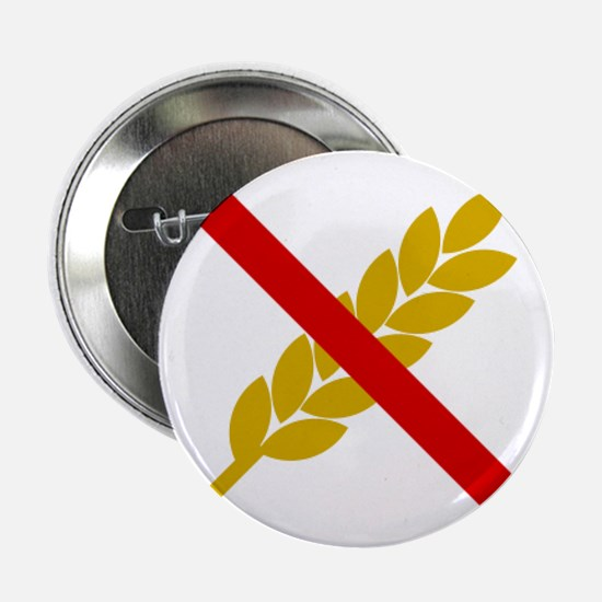 "Gluten Free 2.25"" Button (10 pack)"