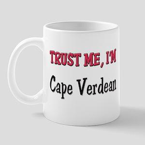 Trusty Me I'm Cape Verdean Mug