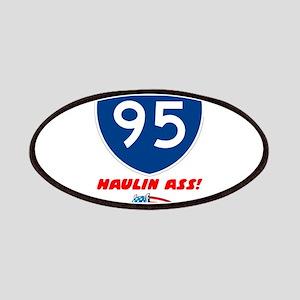 INTERSTAE - I95 - HAULIN' ASS! Patch