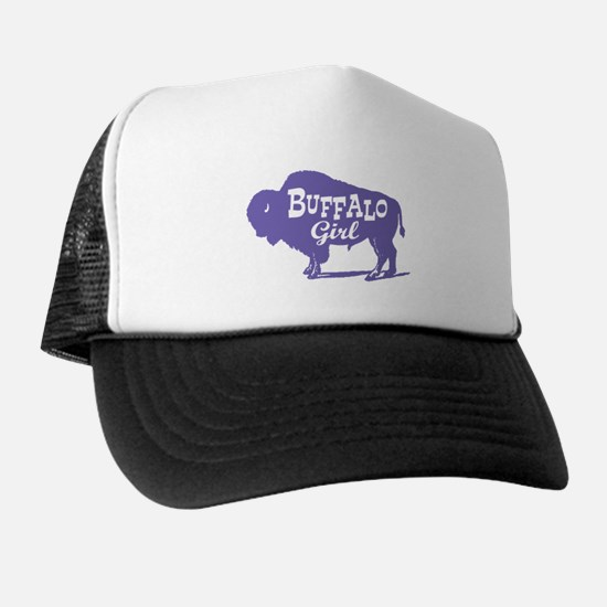 Buffalo Girl Trucker Hat