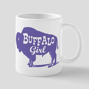 Buffalo Girl Mug