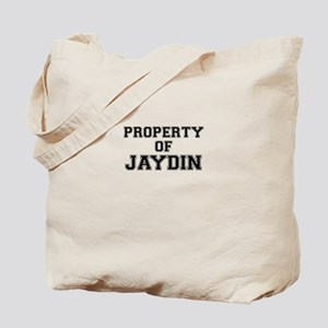 Property of JAYDIN Tote Bag
