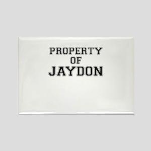 Property of JAYDON Magnets