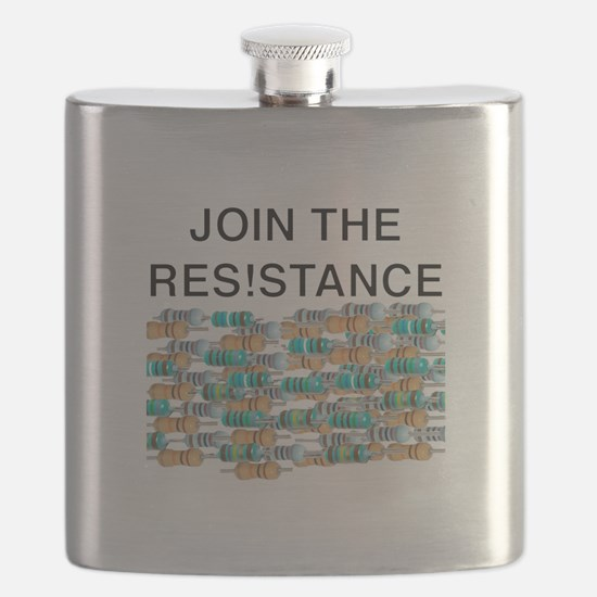 Res!stance Flask