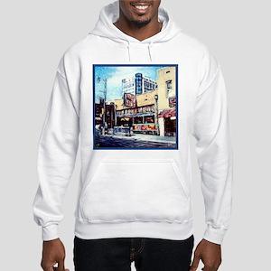 BLUES CAFE BEALE STREET Hooded Sweatshirt