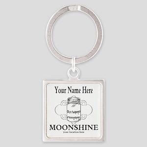 Homemade Moonshine Keychains