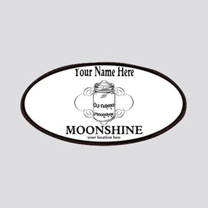 Homemade Moonshine Patch