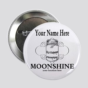 "Homemade Moonshine 2.25"" Button"
