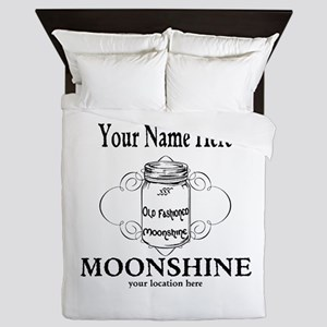 Homemade Moonshine Queen Duvet