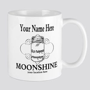 Homemade Moonshine Mugs