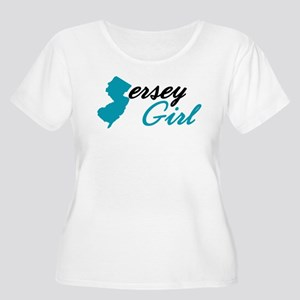 jersey-girl Plus Size T-Shirt