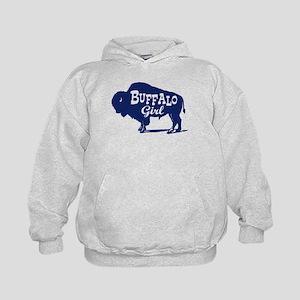 Buffalo Girl Kids Hoodie