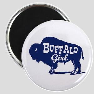 Buffalo Girl Magnet