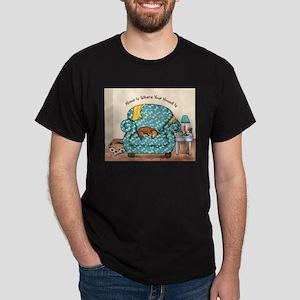 Home Hound Dark T-Shirt