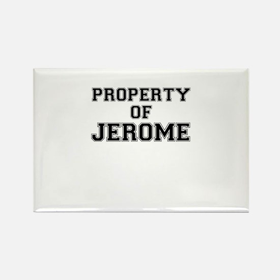 Property of JEROME Magnets