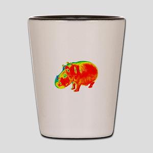 HIPPO Shot Glass