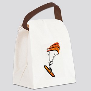 KITEBOARD Canvas Lunch Bag