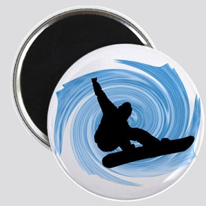 SNOWBOARD Magnets
