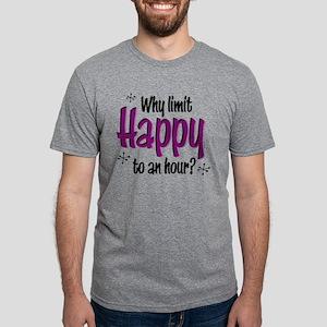 Limit Happy Hour? Mens Tri-Blend Shirt T-Shirt