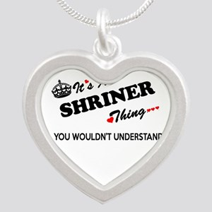 SHRINER thing, you wouldn't understand Necklaces